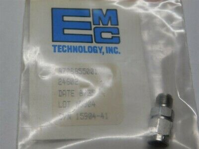 EMC / Smiths Microwave 8708855001 / 5985-01-254-2190 1dB SMA Fixed Attenuator