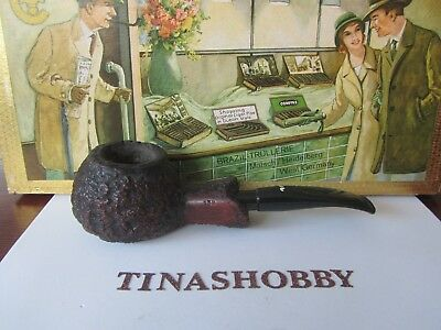 Vintage Pipe Caminetto Business 138 Made In Italy Cucciago Cantu Fat Squat Pipe