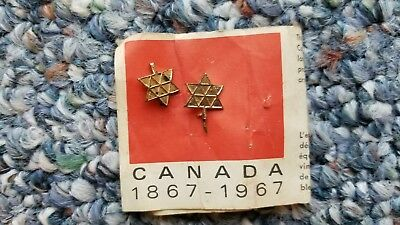 1967 (EXPO 67) MONTREAL, Canada World's Fair - Souvenir Pins