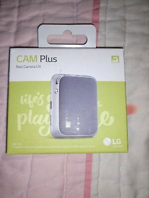 Genuine LG G5 CAM Plus Camera Expansion Module With 1200 mAh Extended Battery