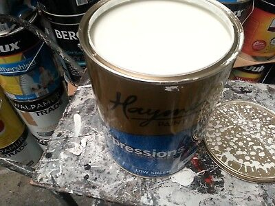 Haymes 10  Litre Interior Expresions  Washable Low/sheen Whitish Color Paint