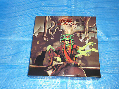 Greenslade Bedside Manners Are Extra Empty PROMO BOX JAPAN for Mini LP CD