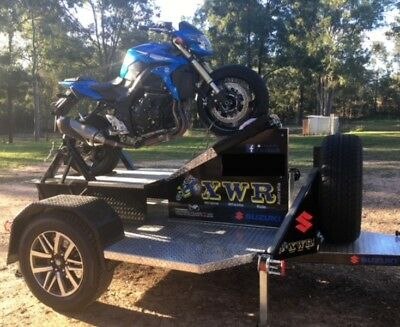 Extreme Wheelie Machine – For Motorcycle / Bike Enthusiasts (Excludes Bike)