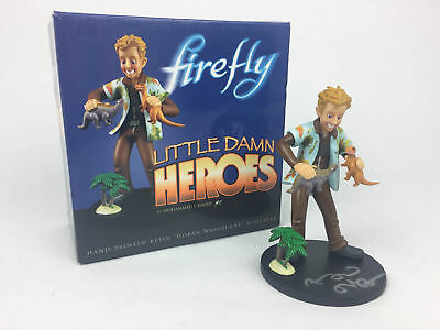 SIGNED Firefly Wash Little Damn Heroes Animated Maquette #4