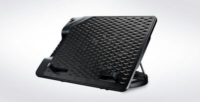 "New Cooler Master Ergostand III Black 17"" Laptop/Notebook Stand Cooling Pad"