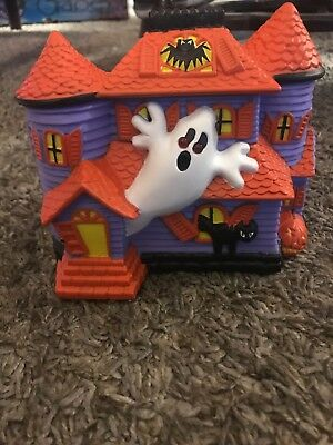 Spooky Hollow Halloween Haunted House- Lighted
