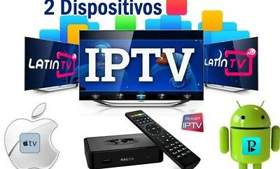 NITRO TV 2 connections IPTV - $20 00 | PicClick