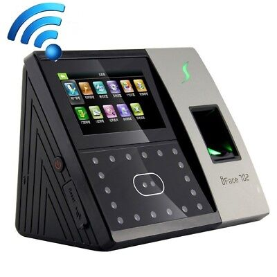 2017 NEW BEST Selling WiFi Wireless Biometric Staff Attendance