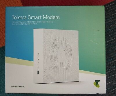 Telstra Smart Modem, Brand new, Sealed Package