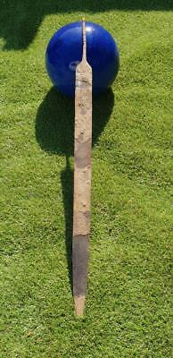 MASSIVE SWORD STUNNING CELTIC LONG SWORD 750 BC to 12 BC, 94cm