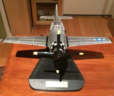 Great Father's Day Gift P-51 Mustang Telephone with WWII Plane Sound Effects