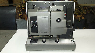 BELL HOWELL FilmSound Vintage 16mm Movie Sound Projector in Ex. Cond.