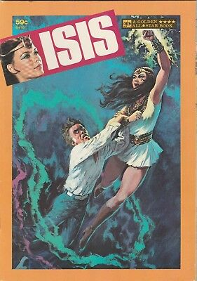 Isis 1977 Golden All Star Comic Book