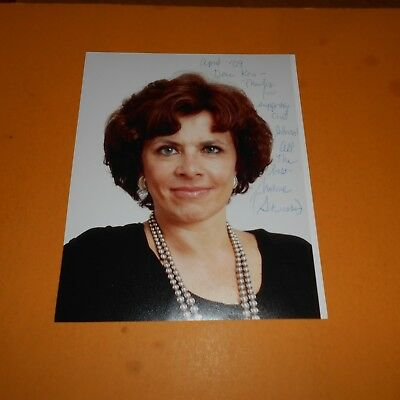 Nadine Strossen was president of the American Civil Liberties  Hand Signed Photo