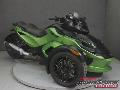 Can-Am Spyder  2012 Can-Am Spyder RSS SE5 Used