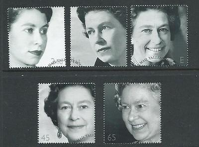 GB 2002 - Golden Jubilee - Set - Very fine used