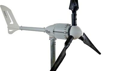 Wind Generator 48 V/2000 W Black Edition Wind Turbine, Wind Energy, Ista-Breeze