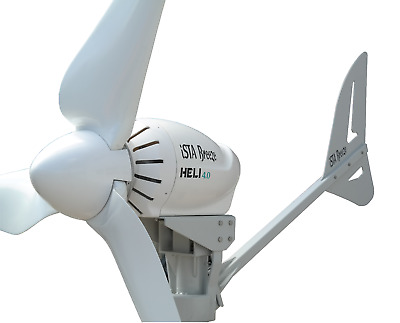 Ista Breeze Heli 4.0 on Grid, Wind Generator, Wind Turbine, Wind Turbine