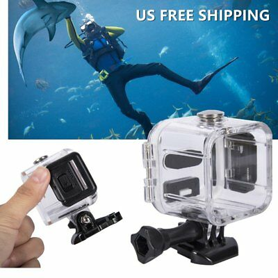 Underwater Waterproof Diving Housing Case Cover For GoPro Hero 4 5 Session Hot