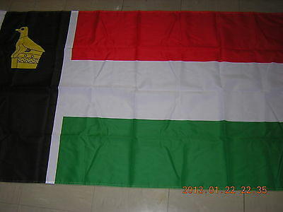 Flag of British Empire Jun-Dec 1979 Zimbabwe Rhodesia Transitional Govt Ensign