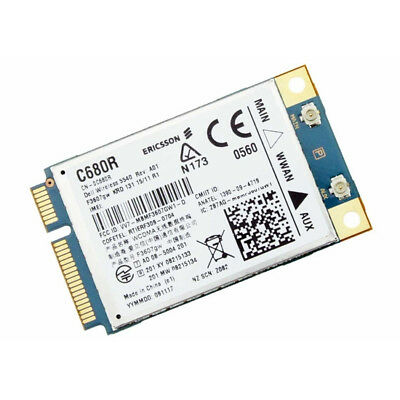 DELL 5540 WWAN Mobile Broadband H039R for Dell Precision