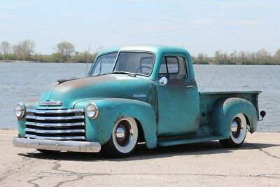 Chevrolet 3100 Pickup  1952 Chevy 3100 Rat Rod,RestoMod,LS V8,Auto,PDB,PS,AC,Pro Touring! Patina!