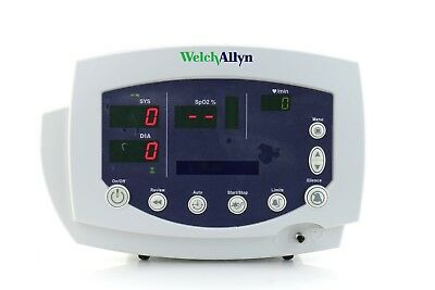 Welch Allyn 53N00 Vital Signs Monitor p/n 007-0100-00 - NIBP SpO2 HR