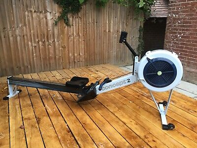Concept Ii Model D Rower With Pm3 Monitor