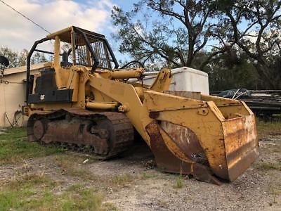 1988 Cat 963 ** CRAWLER LOADER with DEMOLITION GRAPPLE * TRACK MOUNTED * FLORIDA