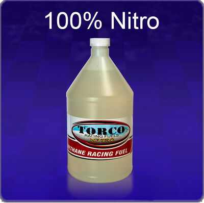 Torco RC Fuel  100%  Nitromethane Gallon