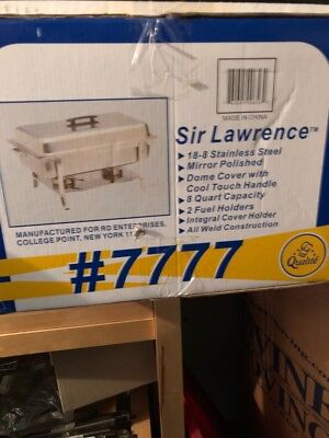 Qualite Sir Lawrence 7777 Fully Welded Stainless