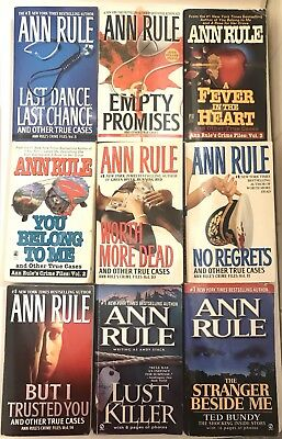 but i trusted you rule ann
