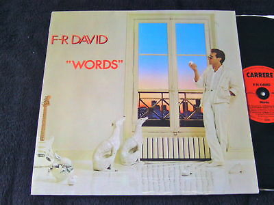 "F-R David ""Words"" German Press"