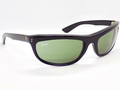 80's Ray Ban Balorama Dirty Harry Wraps L2870 Bausch & Lomb USA + Case