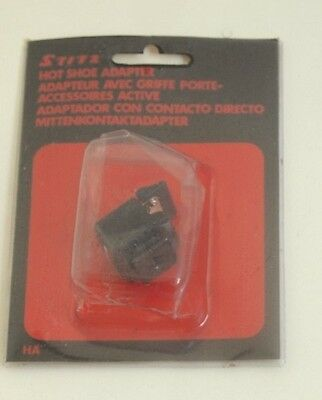 Stitz Hot Shoe Adapter Camera Flash Adapter Centre