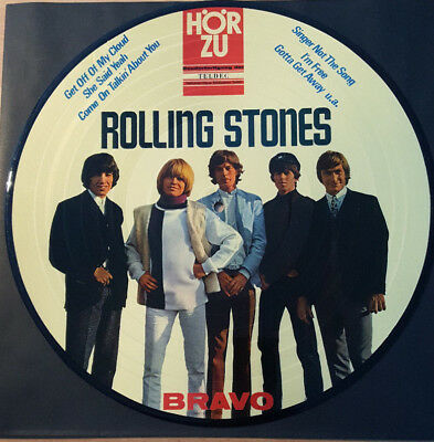 The Rolling Stones – Bravo (Picture Disc)