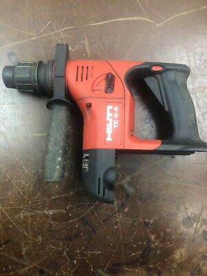 Hilti Te 6-A36 Cordless Rotary Hammer Drill Bare Tool Free Shipping Vh2