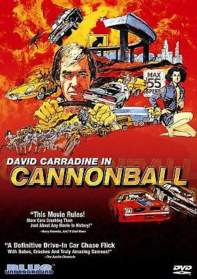 Cannonball {Action & Adventure} {Comedy} {DVD} NEW