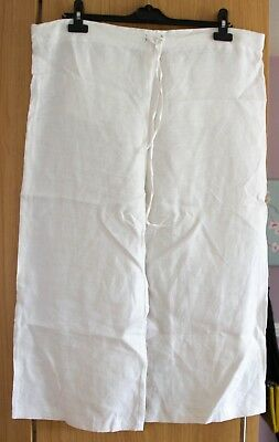 Mamas & Papas Maternity White Shorts Size 12