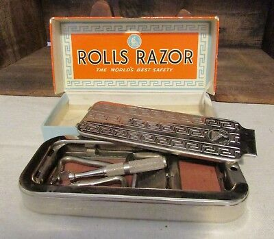 Vintage Rolls Razor Imperial No. 2 Made in England