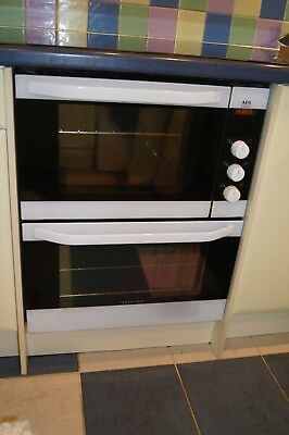 Aeg Electrolux Competence Double Built Under Oven 40 00 Picclick Uk