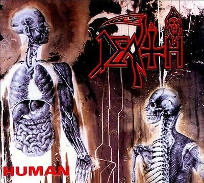Human [Expanded] 2 CD SET DEATH (JEWEL CASE)
