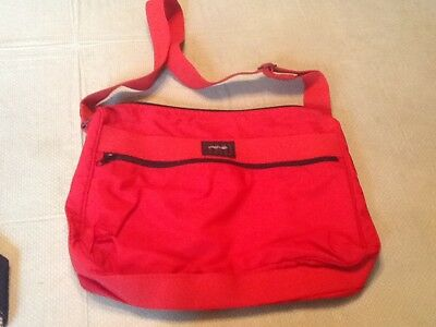 Airline travel bag SWISSAIR (Red)