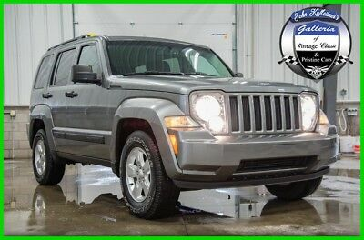 Jeep Liberty 4WD 4dr Sport 2012 4WD 4dr Sport Used 3.7L V6 12V Automatic 4WD SUV Premium