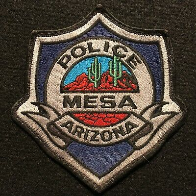 Arizona - City Of Mesa Police Department Patch / Law Enforcement Officer - MPD
