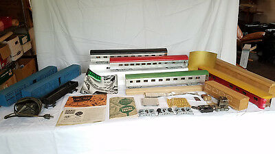 Lionel Model Trains and Parts Kit