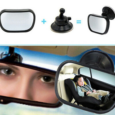 Car Baby Back Seat Rear View Mirror for Infant Child Toddler Safety View 9C