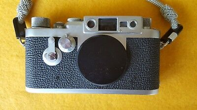 Vintage Leica lllG Outfit, Many Accessories