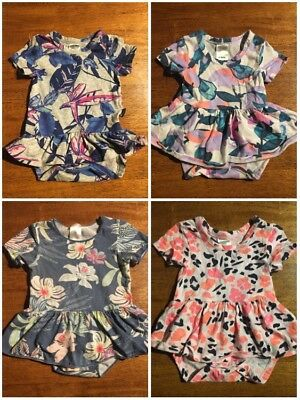 Bonds Balletsuits Bulk lot x4 - 000, 00