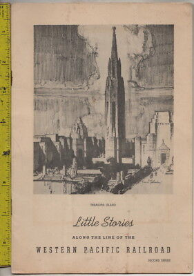 I have a 1939 edition Little Stories Along the line of the Western Pacific R.R.
